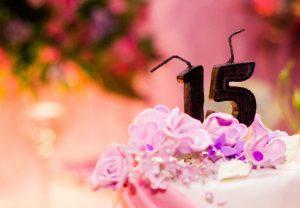 Festa de 15 anos Terracota